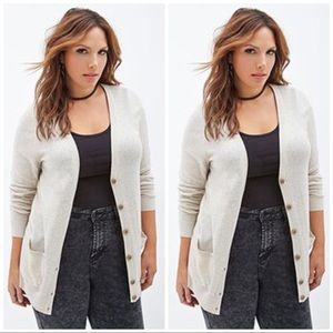 Torrid Button Down Cardigan